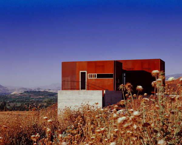 la reserva house 2 Prefabricated Thermal Home by Chilean Architect