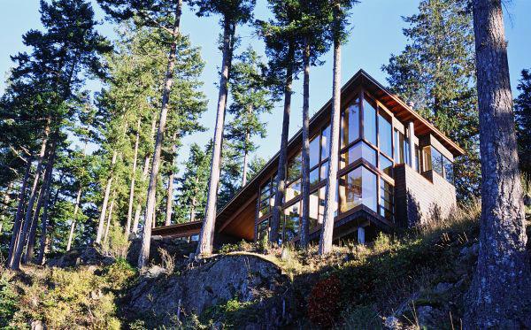 Lake Home Design 1