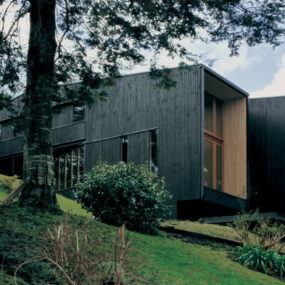 Exotic Modern Home in the South of Chile