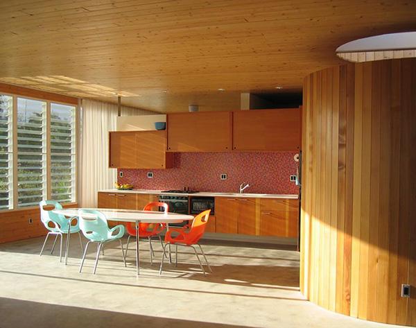 Natural Wood Prefab Homes In Hawaii
