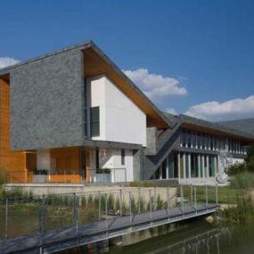 Lean Green Eco Machine – Innovative Dallas House