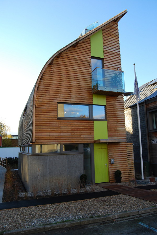 Sustainable Homes Design Inspirations