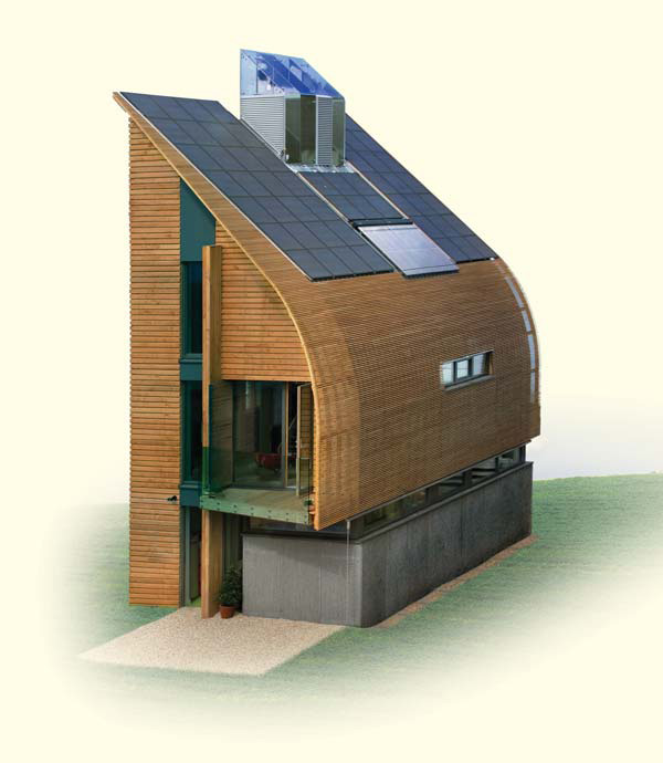 Lighthouse By Potton 6 UK First Net Zero Carbon Self Built Home Stepping  Stone To Sustainability Part 75