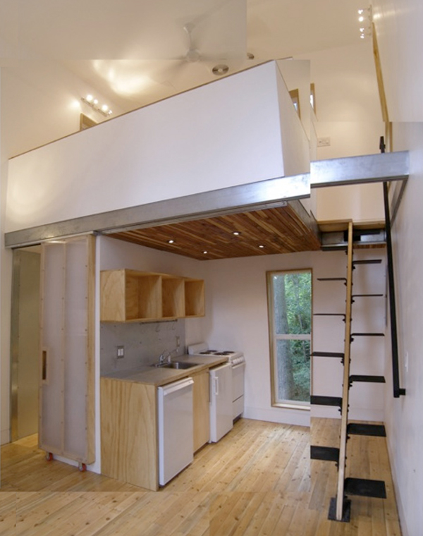 Loft House Designs on a Budget - design photos and plans