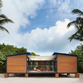 Louis Vuitton brings Modernist Beach House to Life