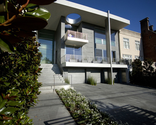 lundberg house 1 Upscale Contemporary Home by Lundberg Design in Pacific Heights, San Francisco, California