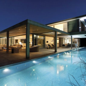 Luxurious Lived-In Beach House in South Africa