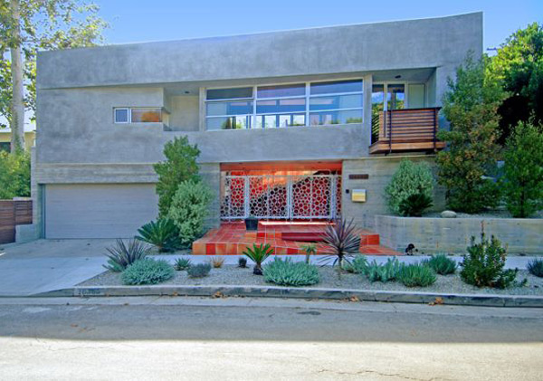 California luxury house cool eco sustainable design for sale for Houses for sale in la ca