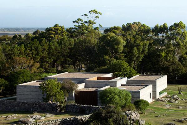 Luxury Hotel Architecture – A Utopian Uruguay Getaway