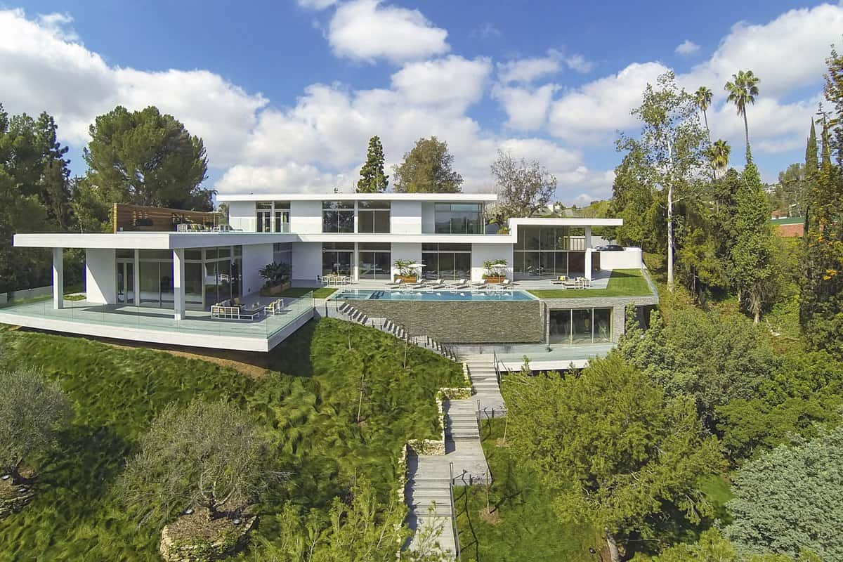 Luxury Los Angeles House With Rooftop Decks