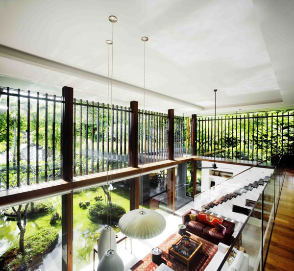 luxury singapore homes indoor outdoor architecture 4