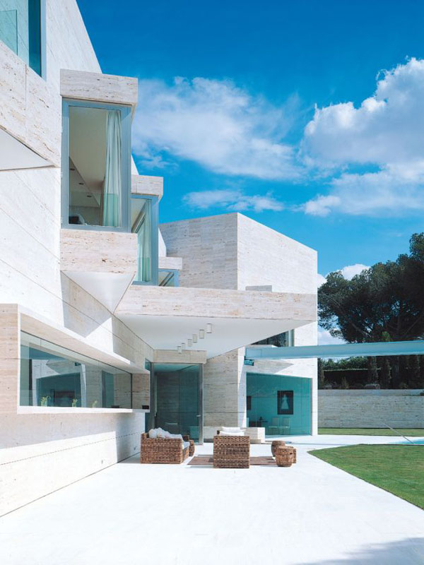 Luxury Spanish House A Cero Architects 2