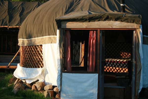 luxury yurts hand crafted homes by bohoyurts 2
