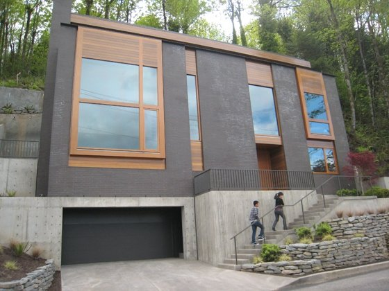 macleay view house 2 Modern Mountainside House in Portland, Oregon