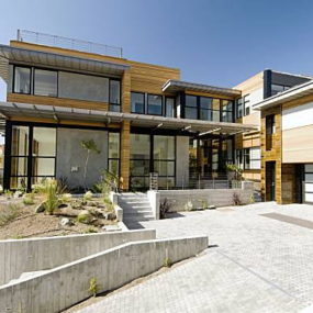 Modern, Sustainable House Goes for the Platinum – Marigardo House by Plumbob in Northern California