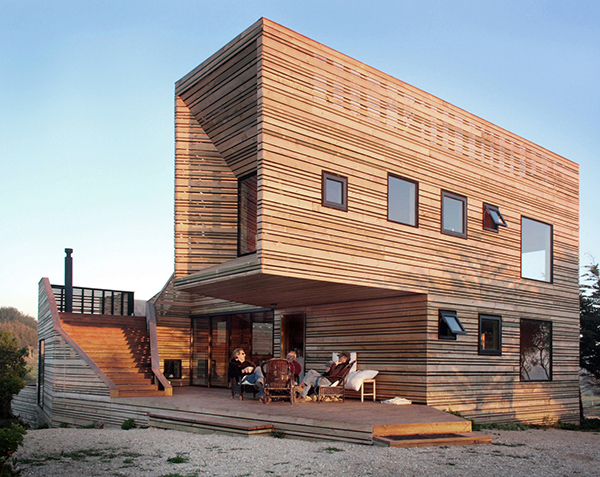 metamorfosis 2 Timber House in the most graceful way and the views to die for!