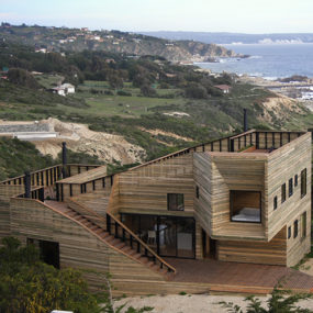 Timber House in the most graceful way and the views to die for!