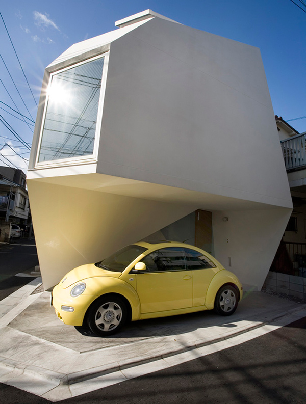 mineral house 1 Modern Japanese House