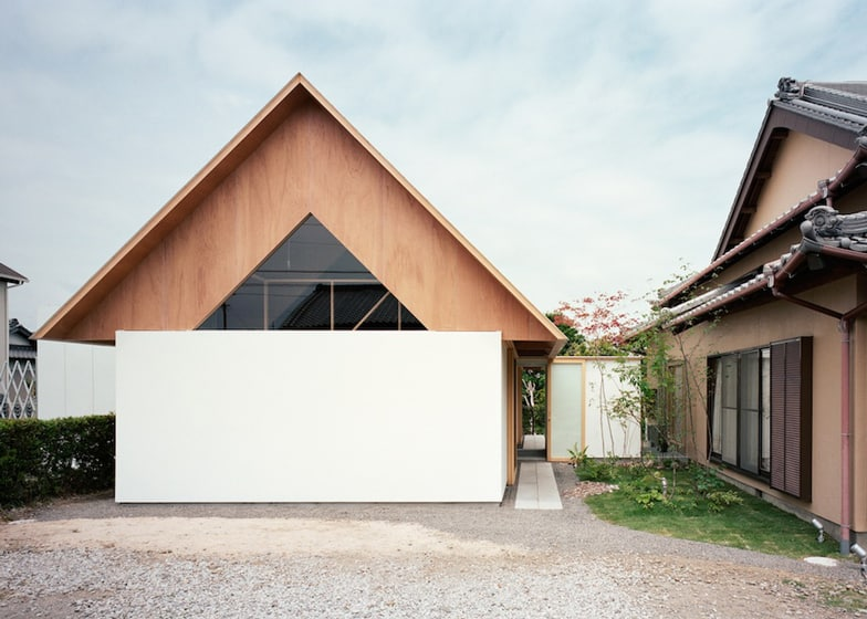 minimal extension adds chic usable space japanese home 2 far view