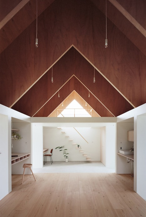 minimal extension adds chic usable space japanese home 6 long view straight