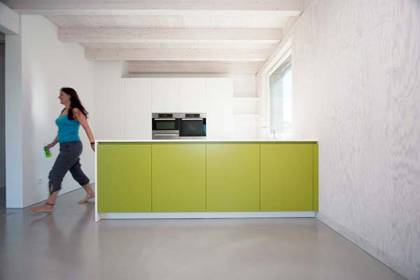 minimalist black home 4