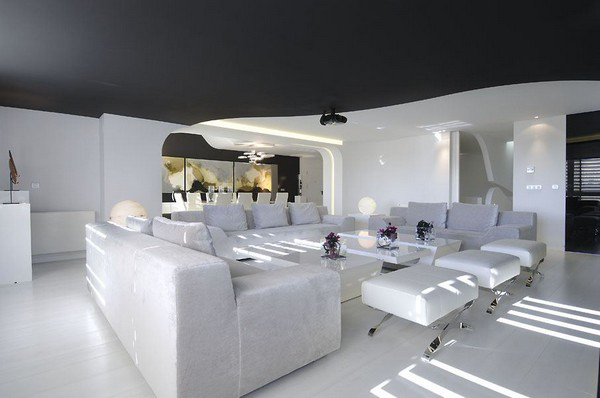 minimalist home interior architecture 1 Minimalist Home Interior Architecture by Spanish Firm A cero