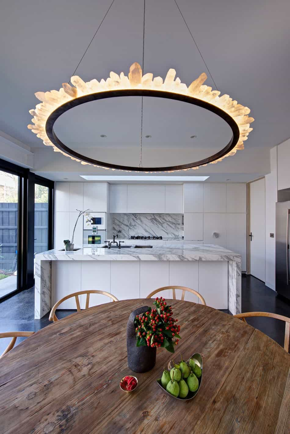 unusual lighting ideas. view in gallery minimalisthousewithpivotingglasswallandunusual unusual lighting ideas n