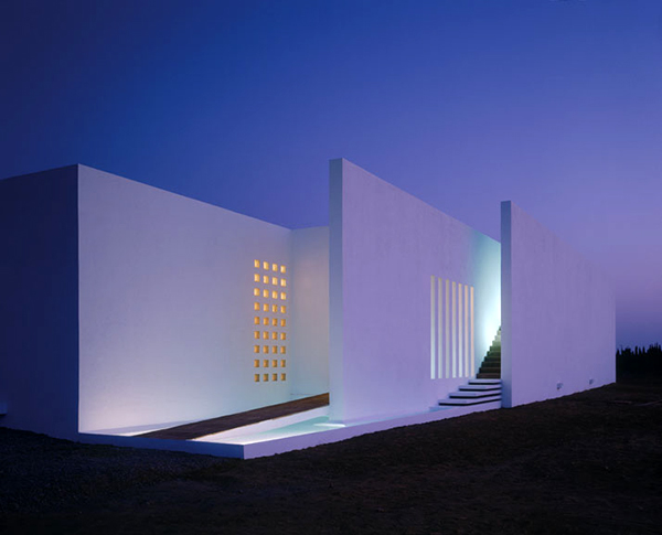 minimalist pool house marrakech 4
