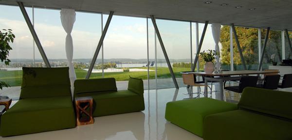 minimalist residences switzerland 3 Minimalist Residences – Switzerland Must See!