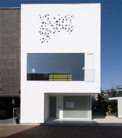 minimalist residential architecture art 1 Minimalist Residential Architecture Where Art Comes Home