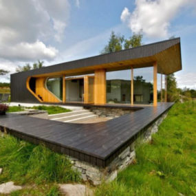 Cottage Home Designs - Norway Vacation House