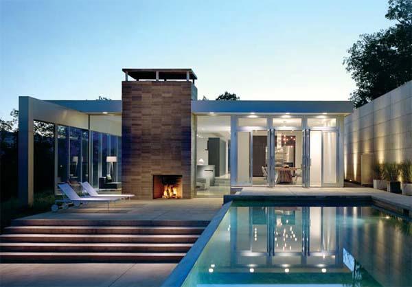 modern catskills house audrey matlock architects 1 Modern Catskills House by Audrey Matlock Architects
