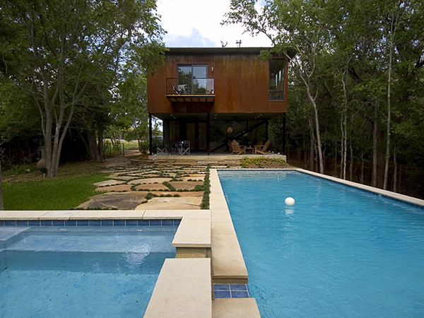 modern dallas homes railway inspired architecture 1