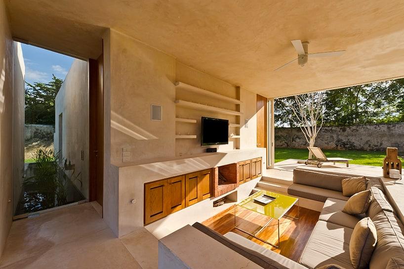 modern hacienda style guest house rh trendir com