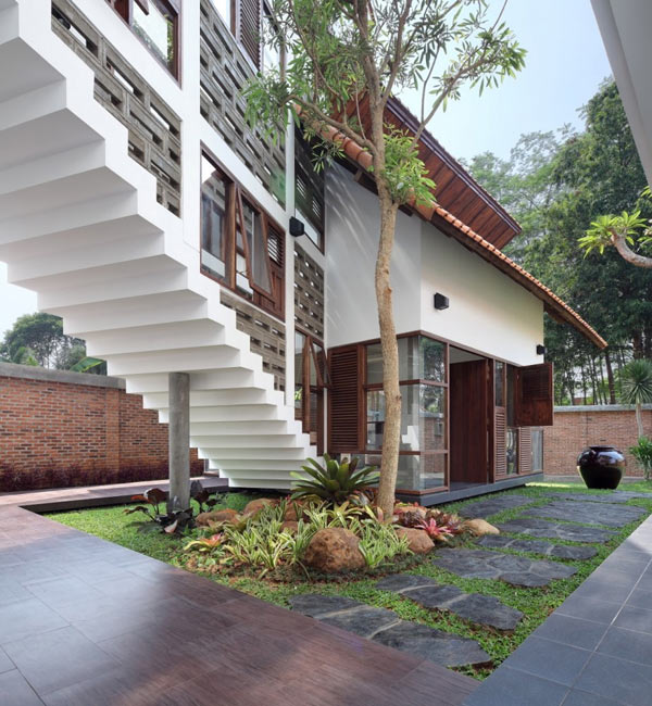 modern indonesian houses 6 Modern Indonesian Houses – A Beautiful Balance