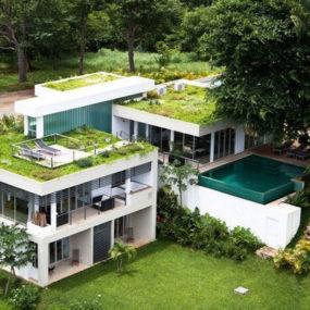Modern Jungle Home in Costa Rica