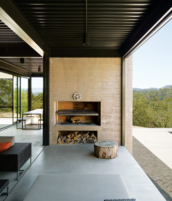 modern low maintenance house california 5 Modern Low Maintenance House, California Vacation Retreat