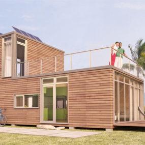 Luxury Modular Home by Meka: THOR 960