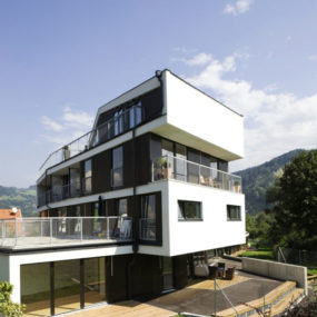 Modern Multi Family Architecture in Austria