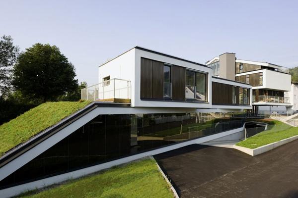modern multi family architecture austria 2 Modern Multi Family Architecture in Austria