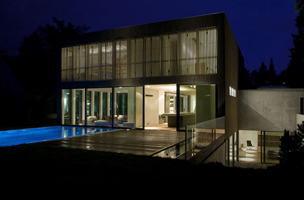 modern munich architecture 1 Modern Munich Architecture by Lynx