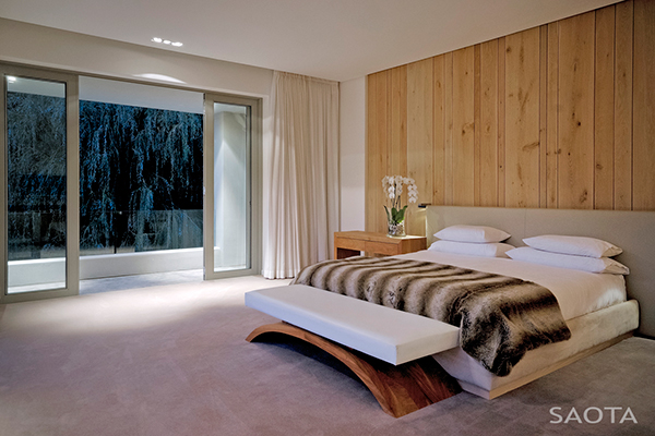 Modern Open House in South Africa sees Architecture and Decor