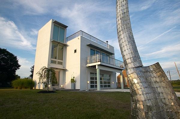 modern studio house plan rhode island 13
