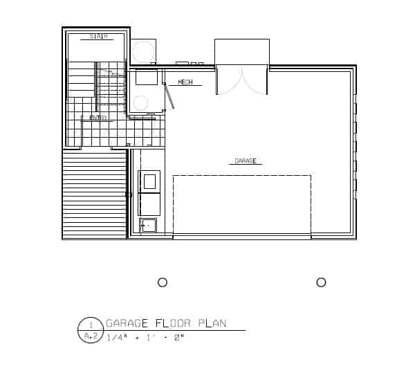 Studio Home Plans Mesmerizing Modern Studio House Plan In Rhode Islandnative Architect Decorating Inspiration