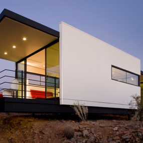 Prefab Desert Homes – modern sustainable prefab home