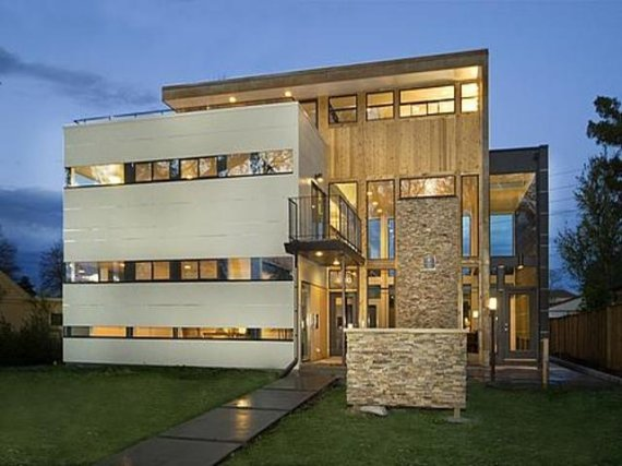 montclair house 1 Luxury Modern Home in Denver, Colorado