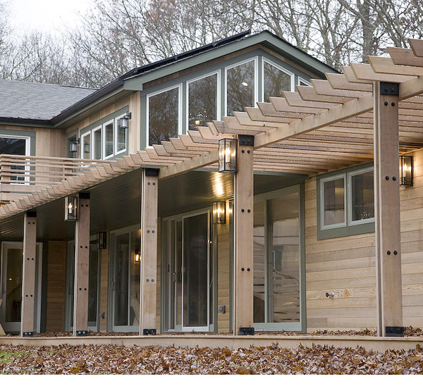 mount misery house 8 Eco Wooden House brings sustainability and luxury to the forest