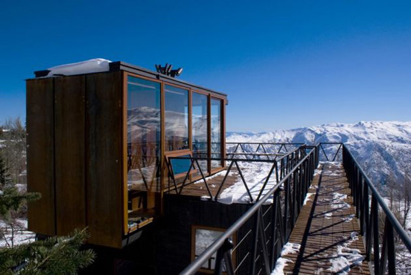 mountain home architecture andes mountains 3