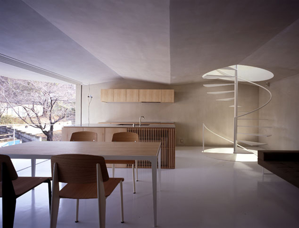 Japanese Home Architecture - hidden behind the minimalist facade