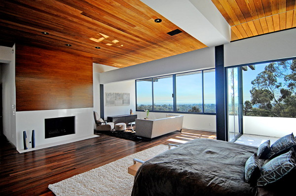 oakmount house 8 Luxury House Makes Modern Luxury a Daily Event in Beverly Hills